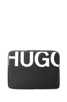 Laptop case in lightweight neoprene, Black