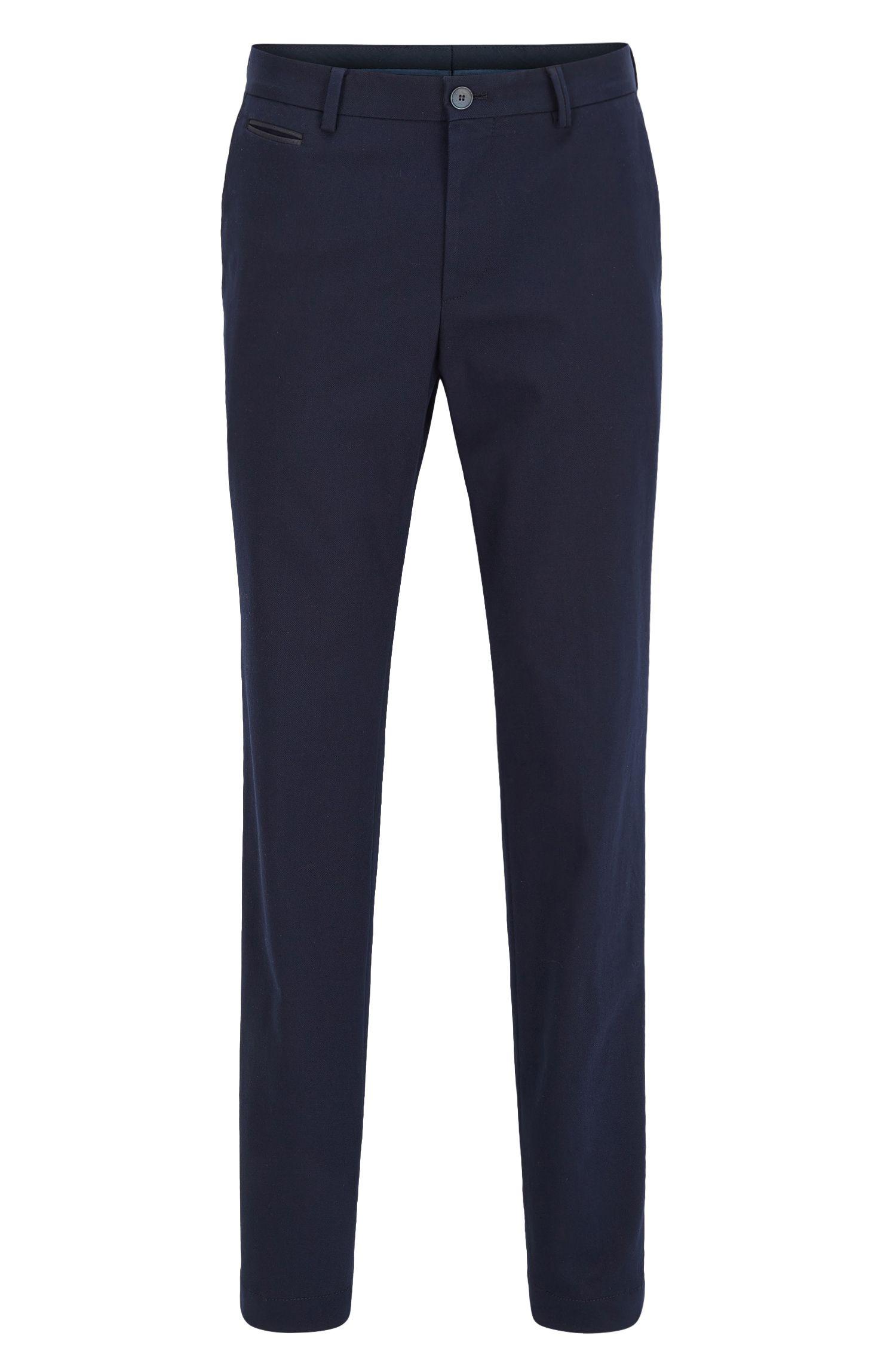 Chino Slim Fit en coton stretch