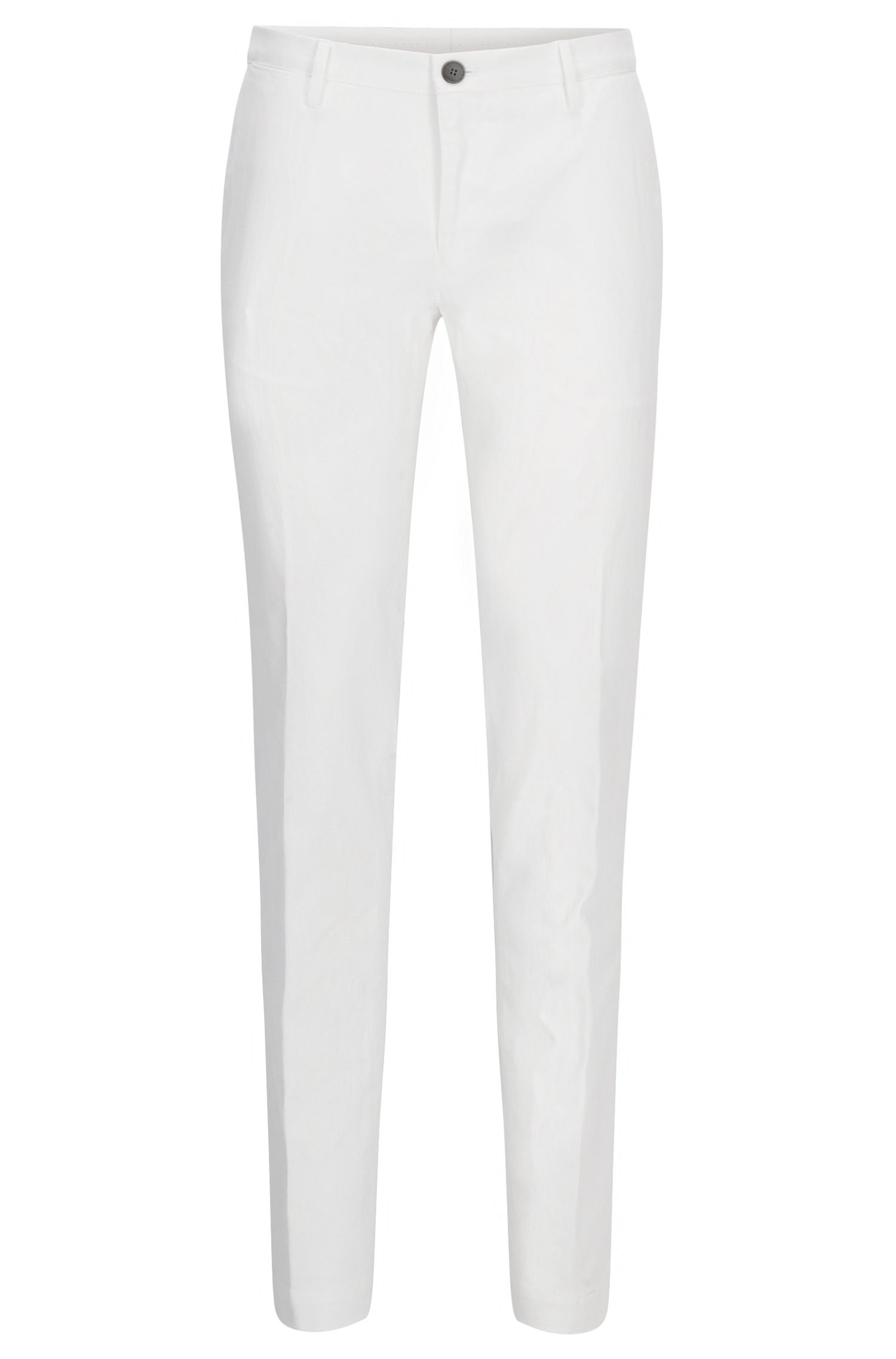 Chino Slim Fit en coton stretch