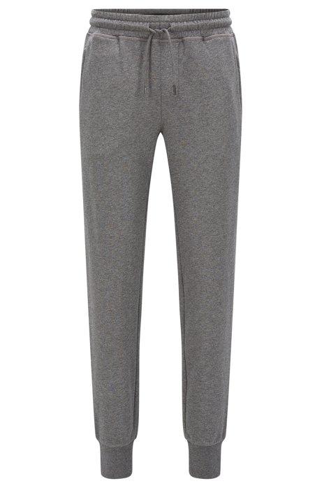 HUGO BOSS Pantalon Regular Fit en molleton Terry de coton tcRouRkRRV