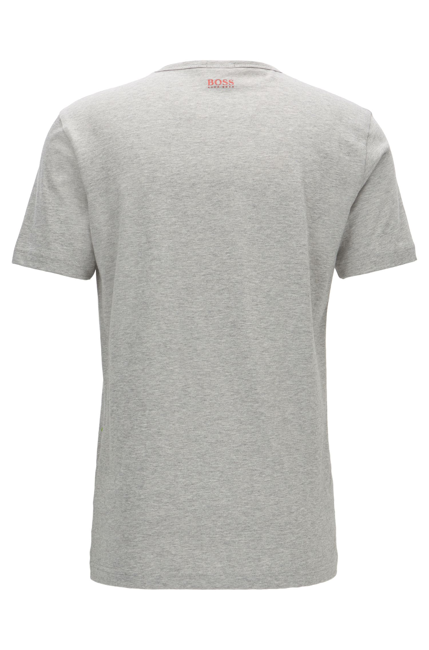T-shirt Regular Fit en coton avec logo