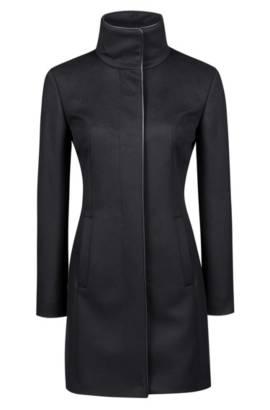 coats for women by hugo boss elegant distinctive. Black Bedroom Furniture Sets. Home Design Ideas