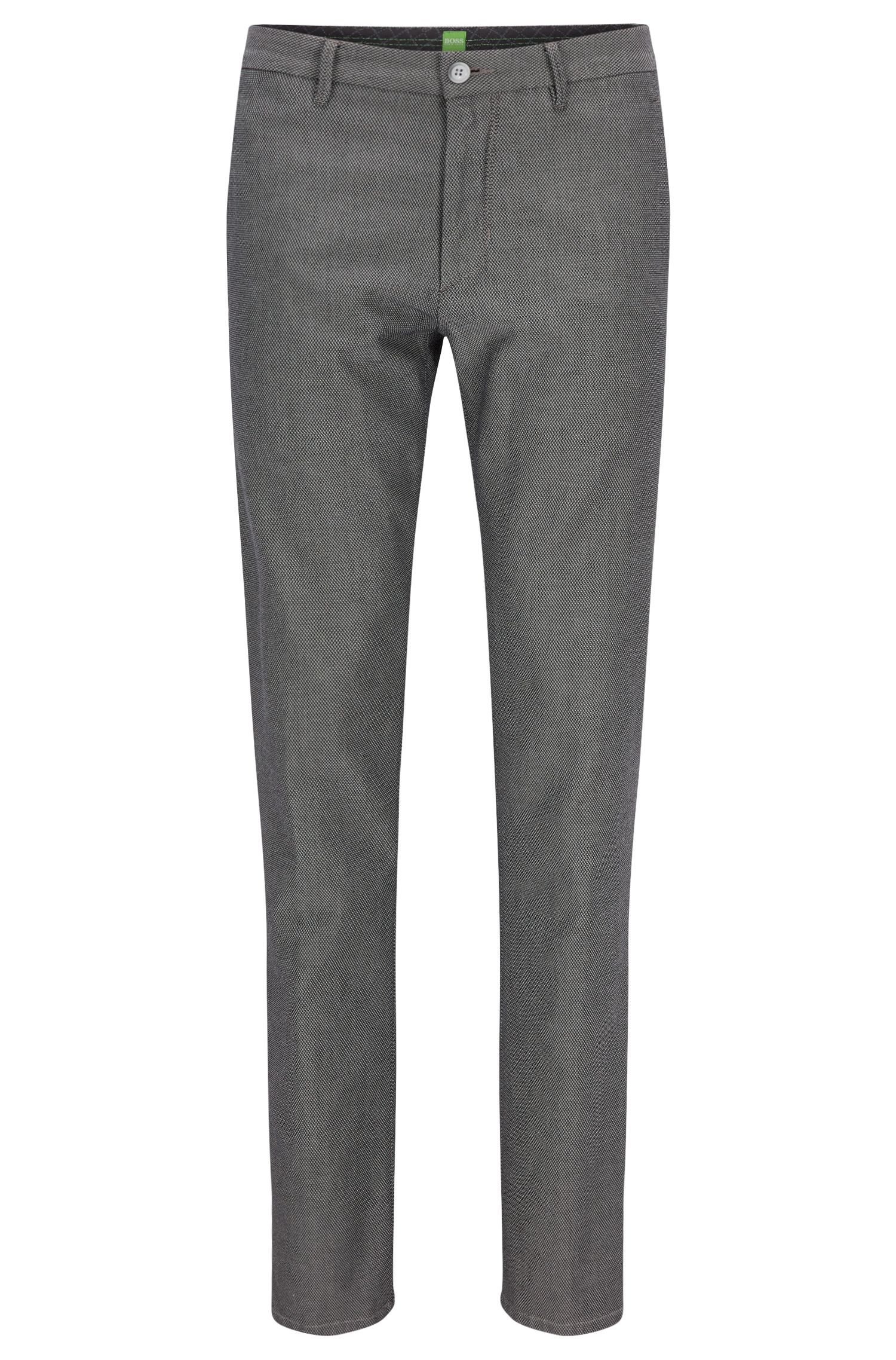 Slim-Fit Hose aus Stretch-Baumwolle