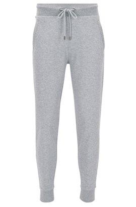 HUGO BOSS Pantalon d'intérieur en coton mélangé à logo vertical AToZJnBjd