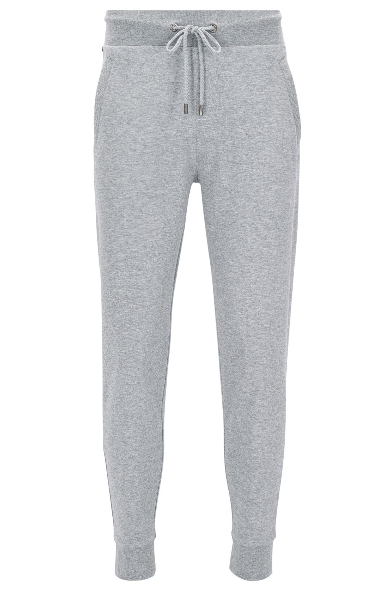 Pantaloni da jogging in puro cotone con cordoncino