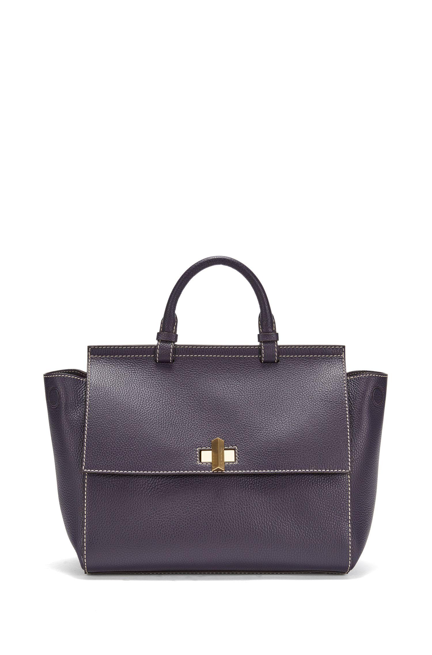 BOSS Bespoke handbag in Italian leather