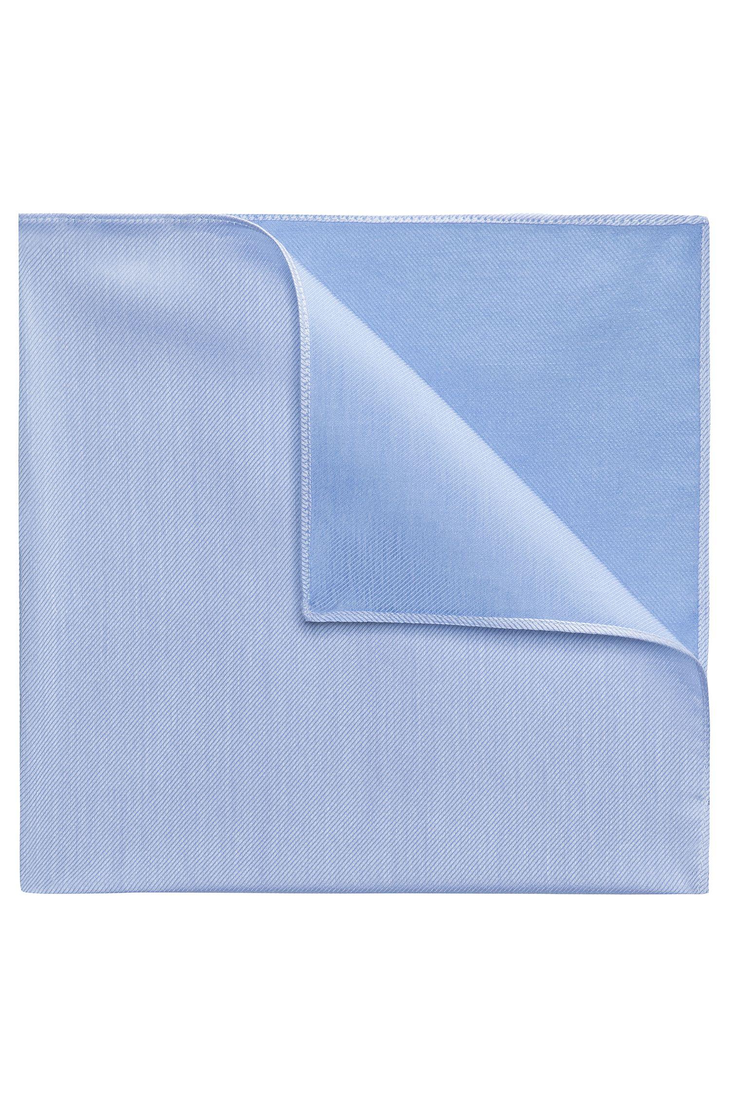 Pañuelo de bolsillo en puro algodón