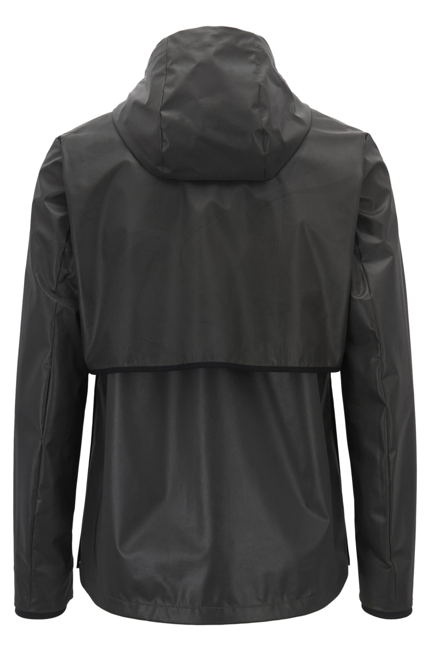 Reflecterende softshell jas van waterafstotend materiaal