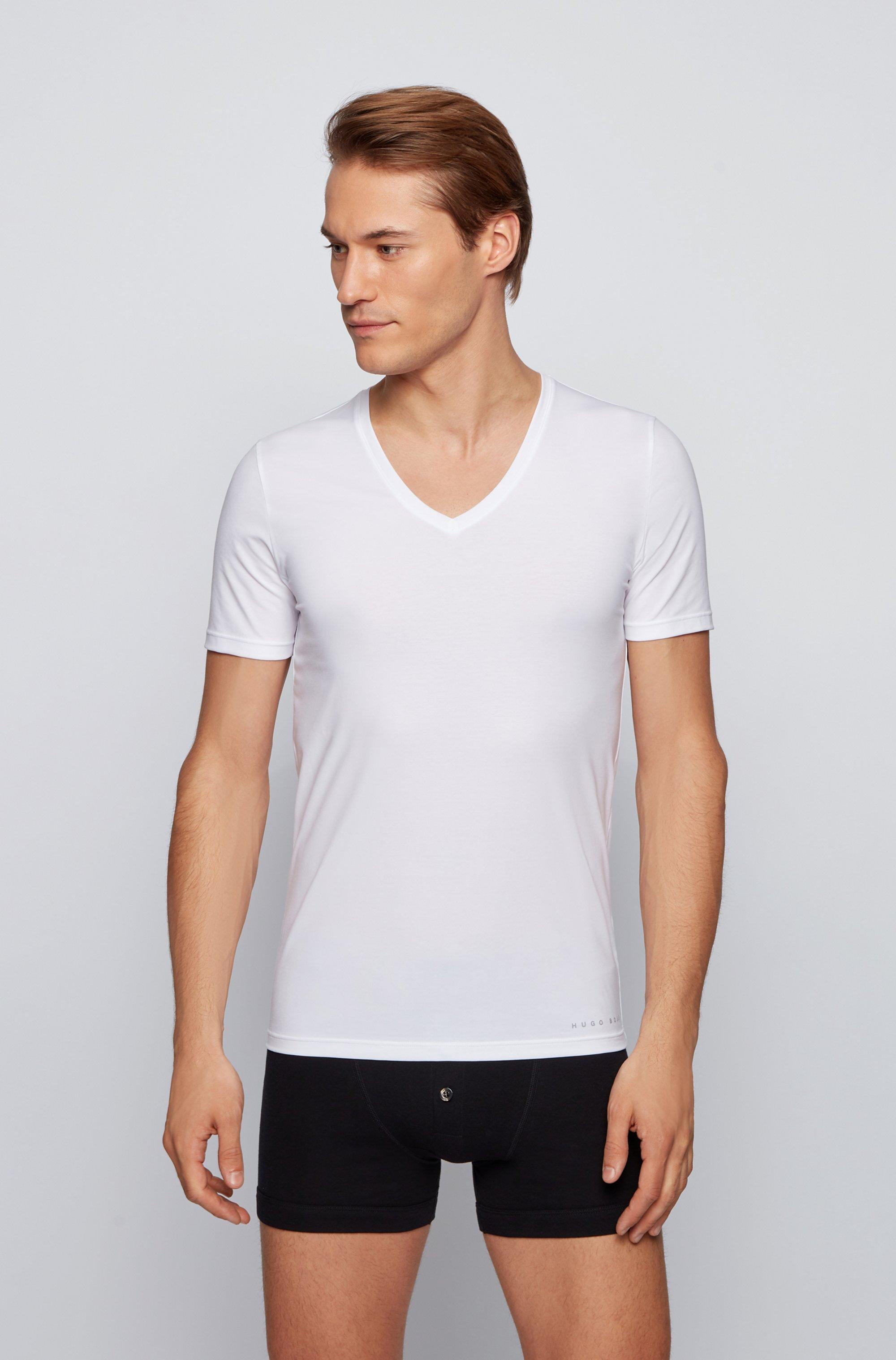 Slim-Fit T-Shirt mit Coolmax®-Finish