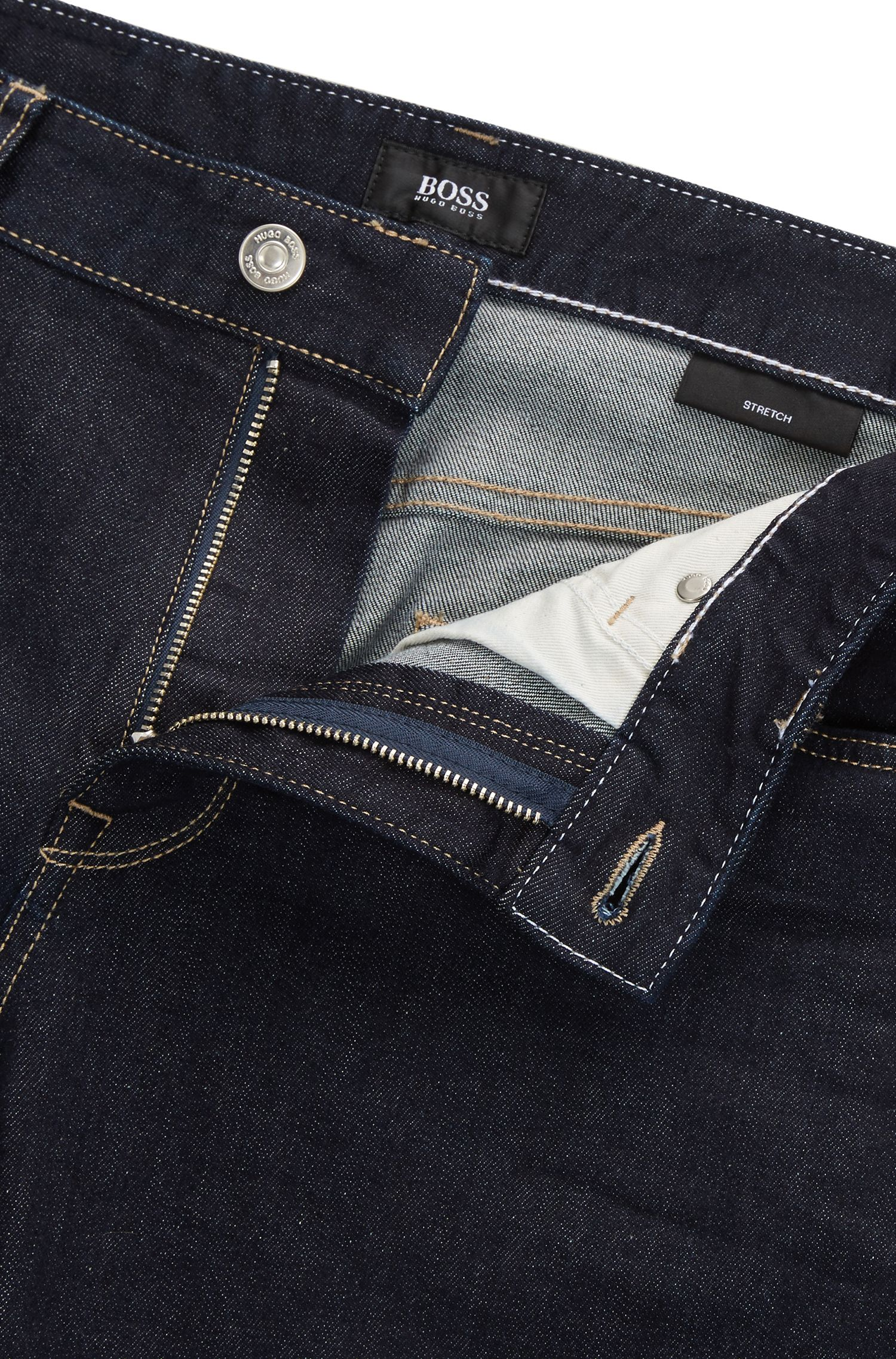 Jean Regular Fit en denim stretch confortable