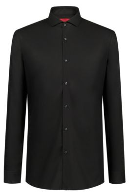 47f69deaf HUGO BOSS | Shirts for Men | Fitted Shirts - Slim Fit Shirts