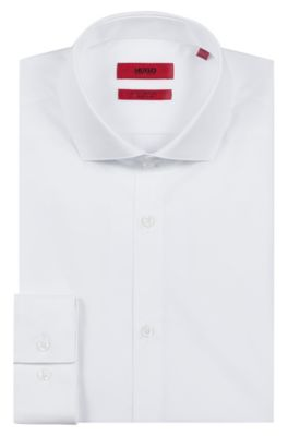 3e2b9193c HUGO BOSS | Shirts for Men | Fitted Shirts - Slim Fit Shirts