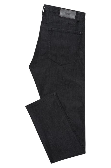 Skinny-fit jeans in comfort-stretch denim HUGO BOSS Top Quality Cheap Online Visit New For Sale Official For Sale Q5q2skTt
