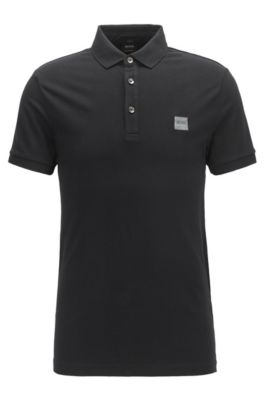 6767ac8a5 HUGO BOSS | Polo Shirts for Men | Regular Fit & Slim Fit Polos