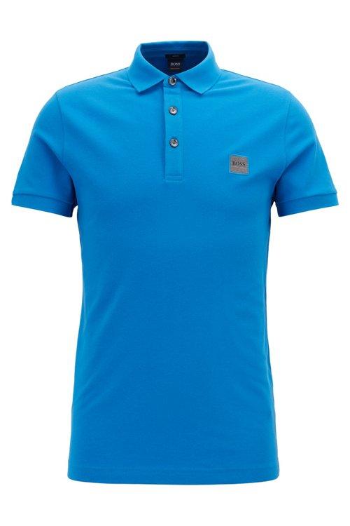 Hugo Boss - Slim-fit polo shirt in stretch cotton piqué - 1