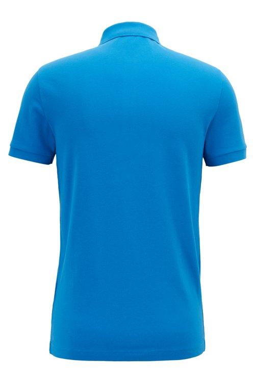 Hugo Boss - Slim-fit polo shirt in stretch cotton piqué - 3