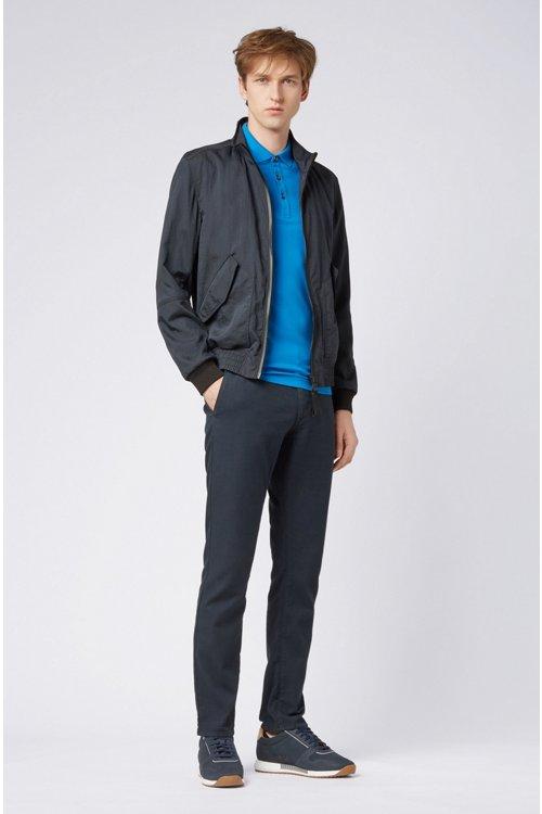Hugo Boss - Slim-fit polo shirt in stretch cotton piqué - 2