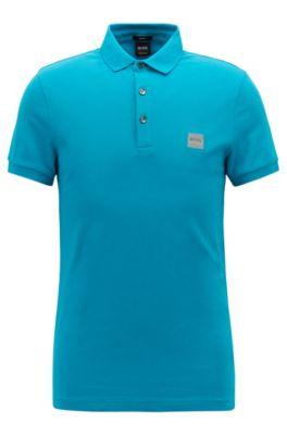 58c14e167 HUGO BOSS | Polo Shirts for Men | Regular Fit & Slim Fit Polos
