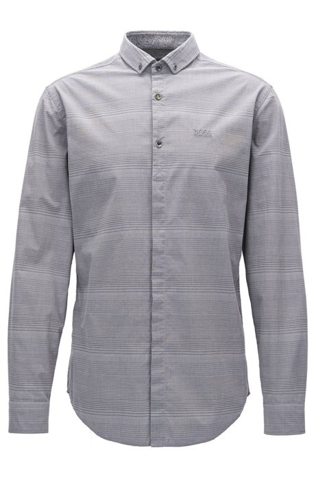 HUGO BOSS Chemise Slim Fit en coton stretch FRUWiq