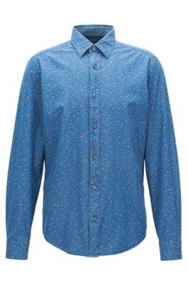e139113e3 BOSS Casual Shirts – Classic & elegant   Men