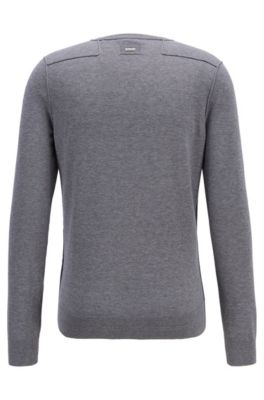 8de2a074e25 HUGO BOSS sweaters for men | Designer jumpers