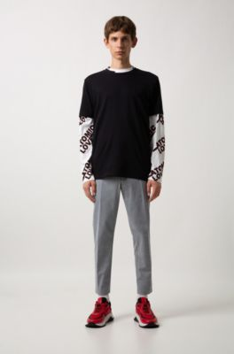e60b11396 HUGO BOSS | T-Shirts for Men | Slim Fit, Casual & Classic