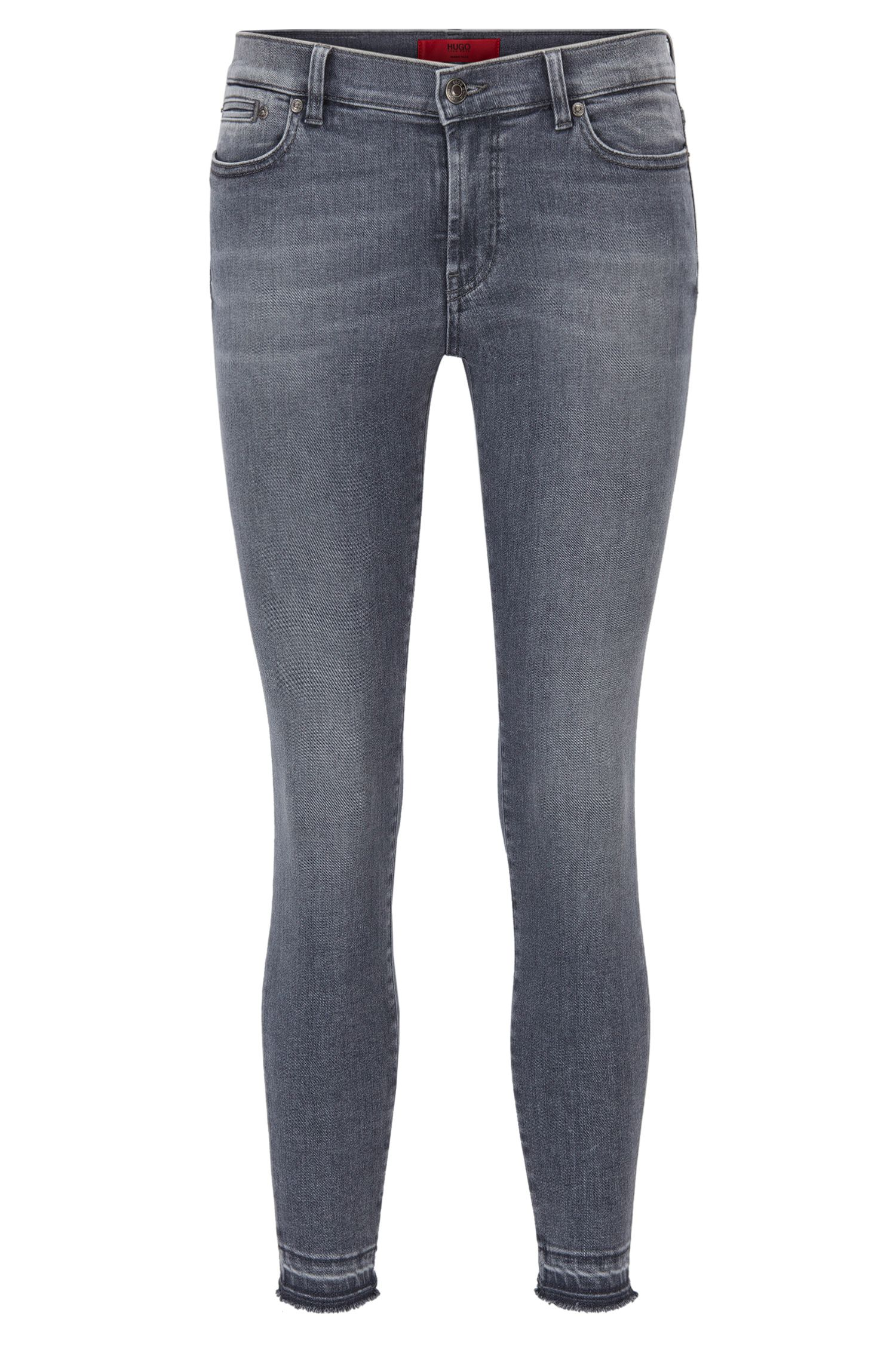 Skinny-fit jeans van super-stretchdenim