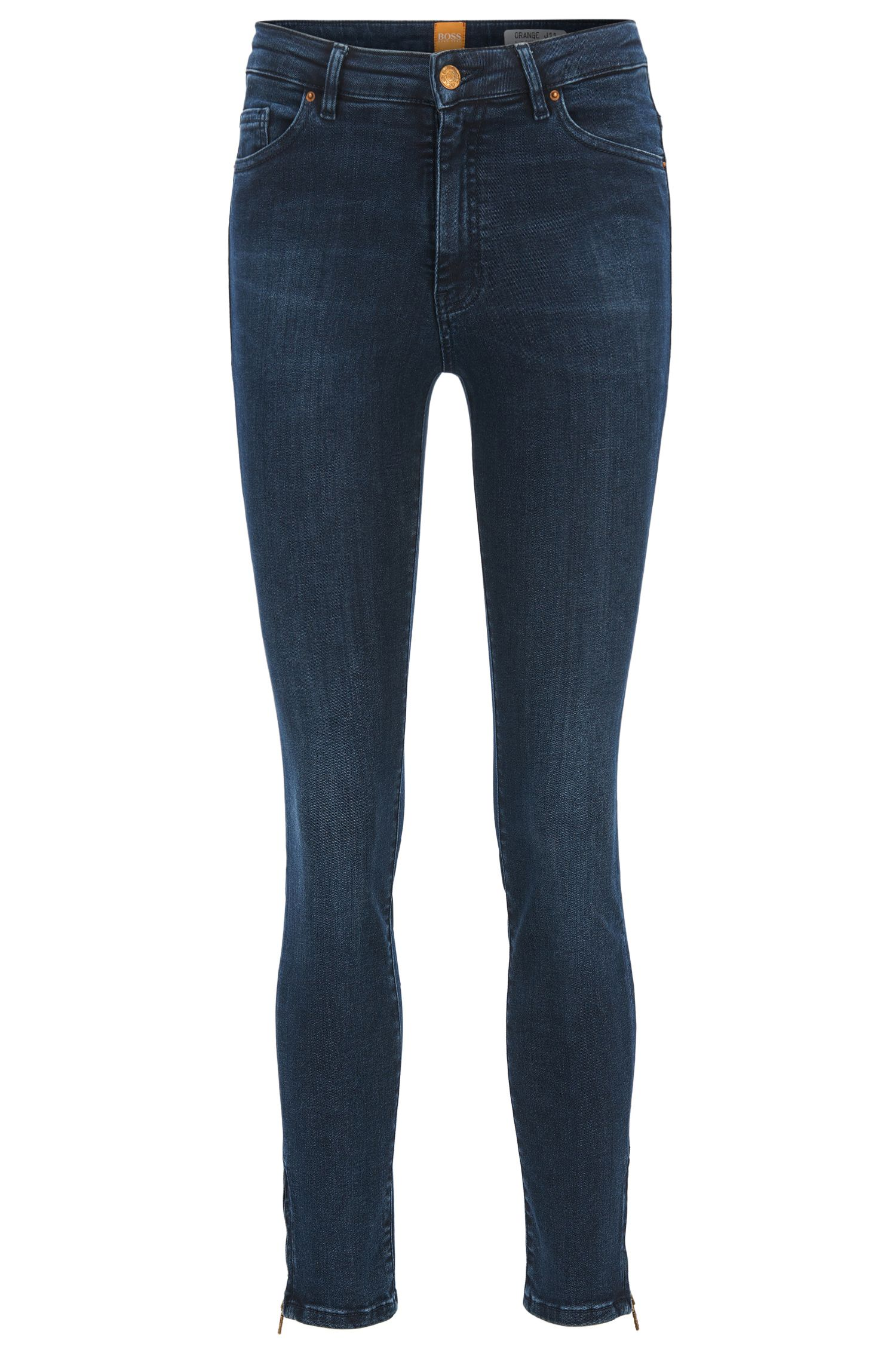 Skinny-fit jeans van power-stretchdenim