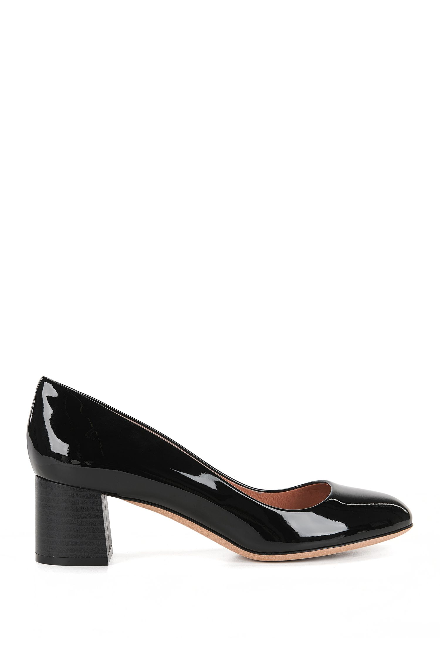 Patent pumps with 50mm heel
