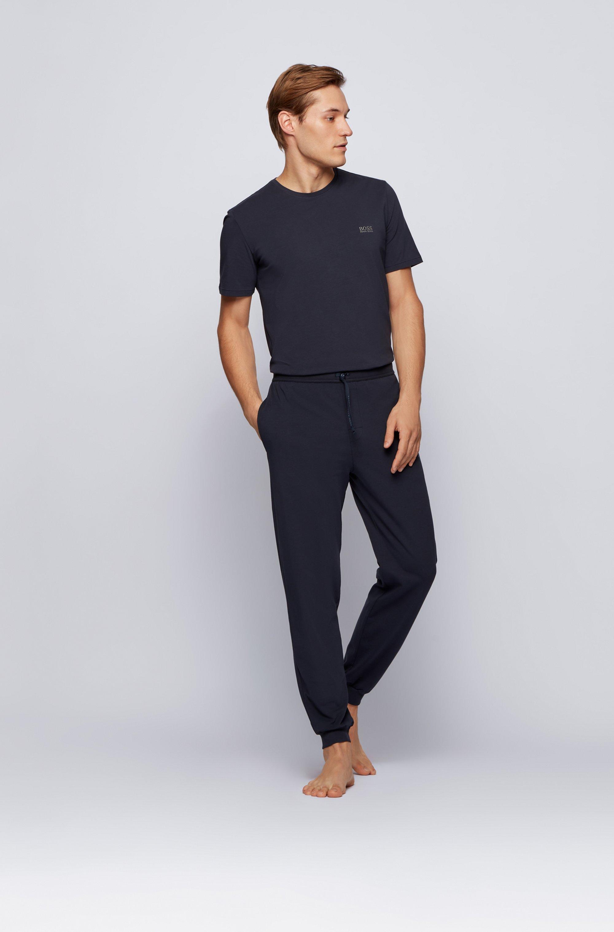 Pantalon d'intérieur à logo, en coton stretch
