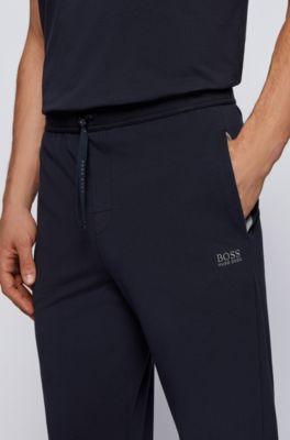 Au D'intérieur Des Coton Bas En Pantalon Jambes Stretch Resserré jLA543R