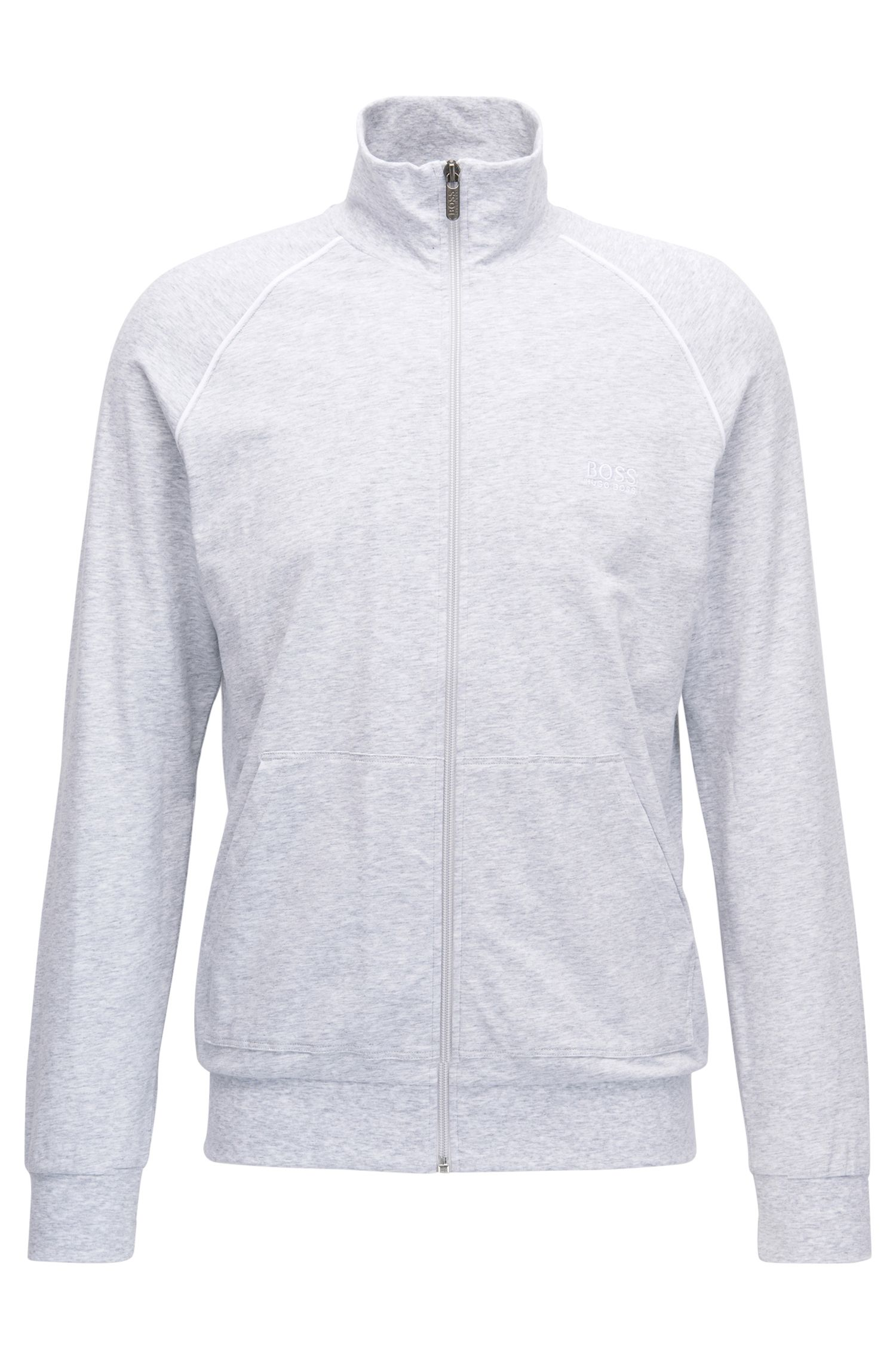 Veste d'intérieur Regular Fit en coton stretch