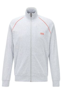 hugo boss loungewear jacket