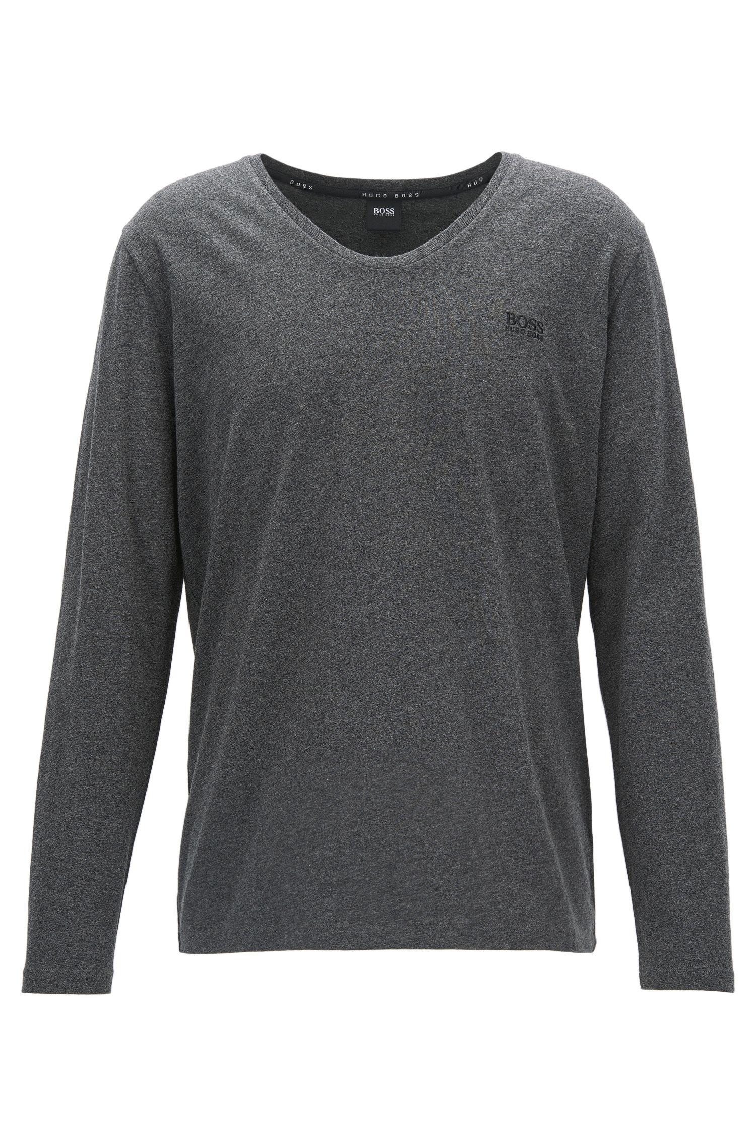 T-shirt d'intérieur Regular Fit en coton stretch