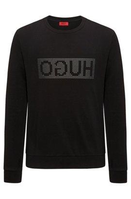 Boss Casual Touching 2, T-Shirt Homme, Noir (Black 002), MediumHUGO BOSS