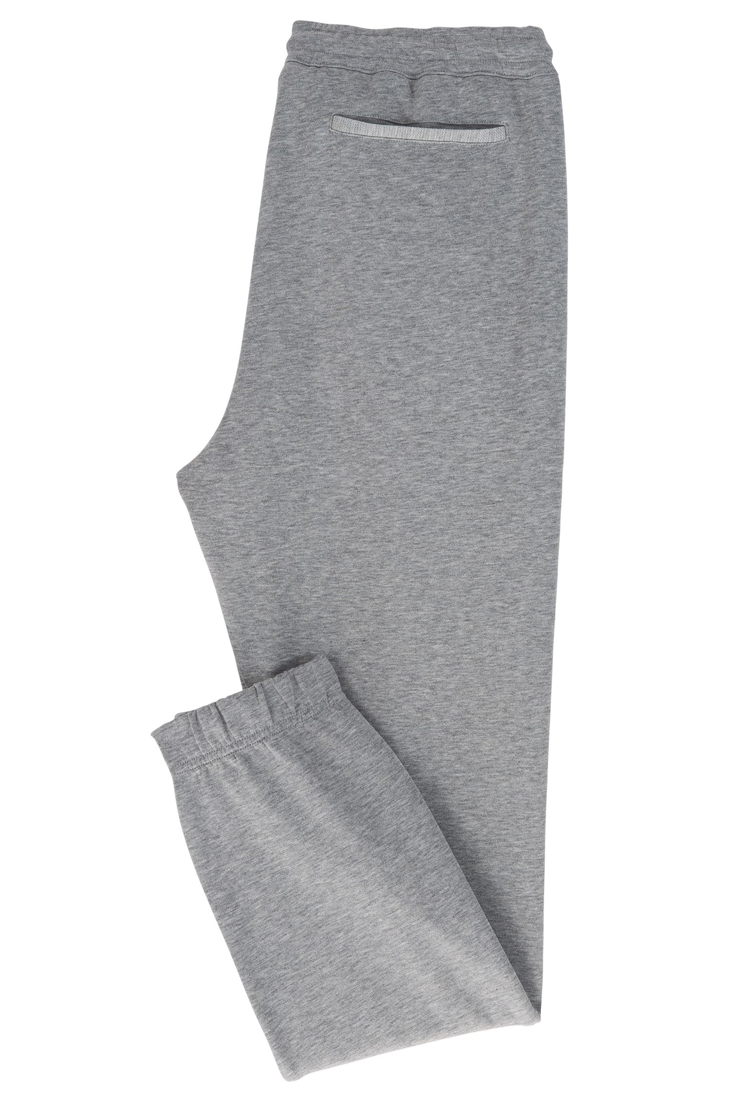 Regular-fit jogging bottoms in a cotton blend