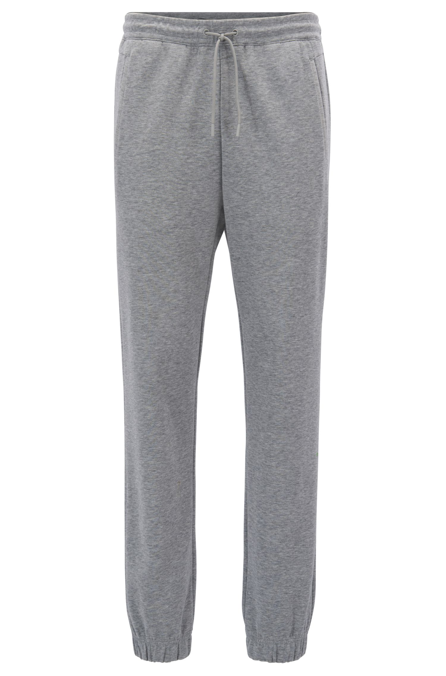Pantalon de jogging Regular Fit en coton mélangé