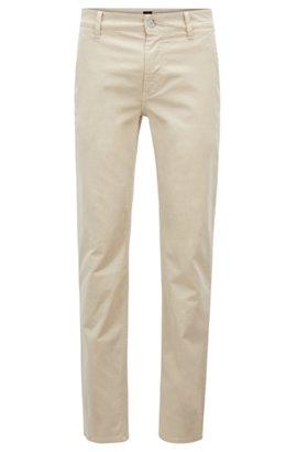 HUGO BOSS Chino Slim Fit en coton stretch 5FDIAfN9t