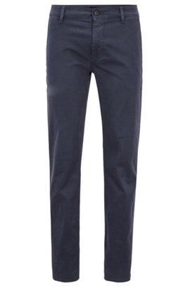 BOSS CASUAL SLIM - Pantalón chino - charcoal vtjGOSl