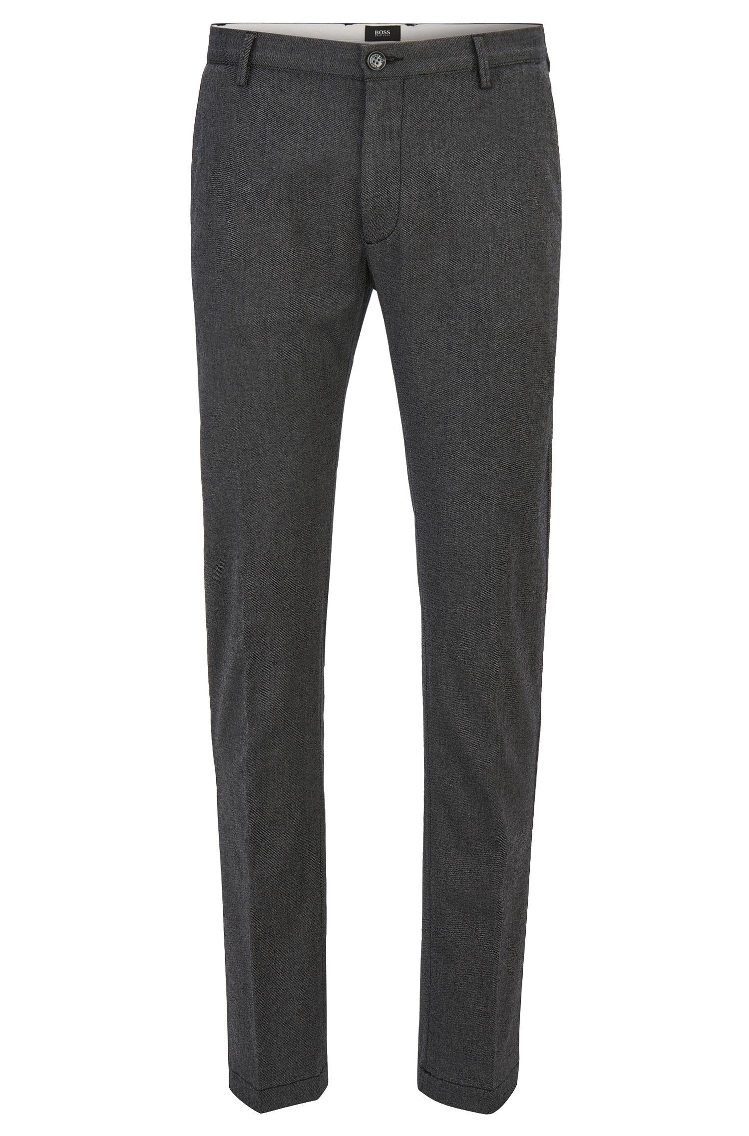 Chino Slim Fit en sergé double face stretch