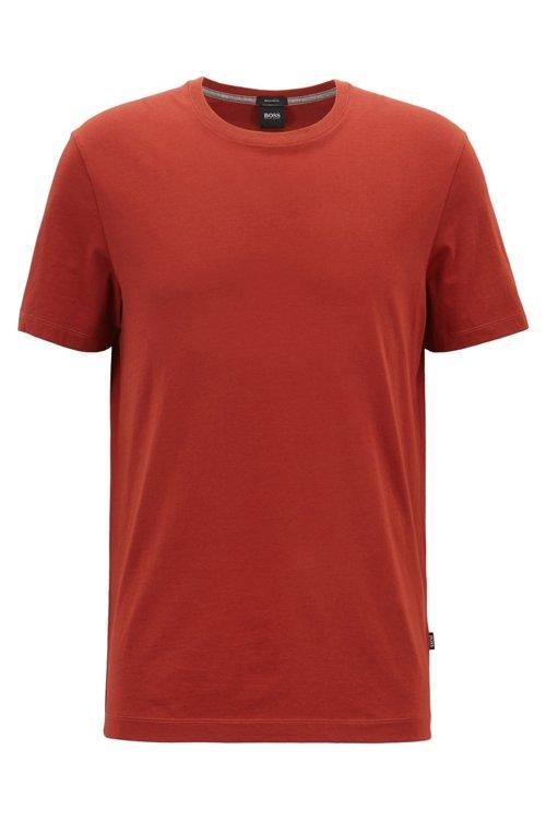 Hugo Boss - Regular-Fit T-Shirt aus weicher Baumwolle - 1