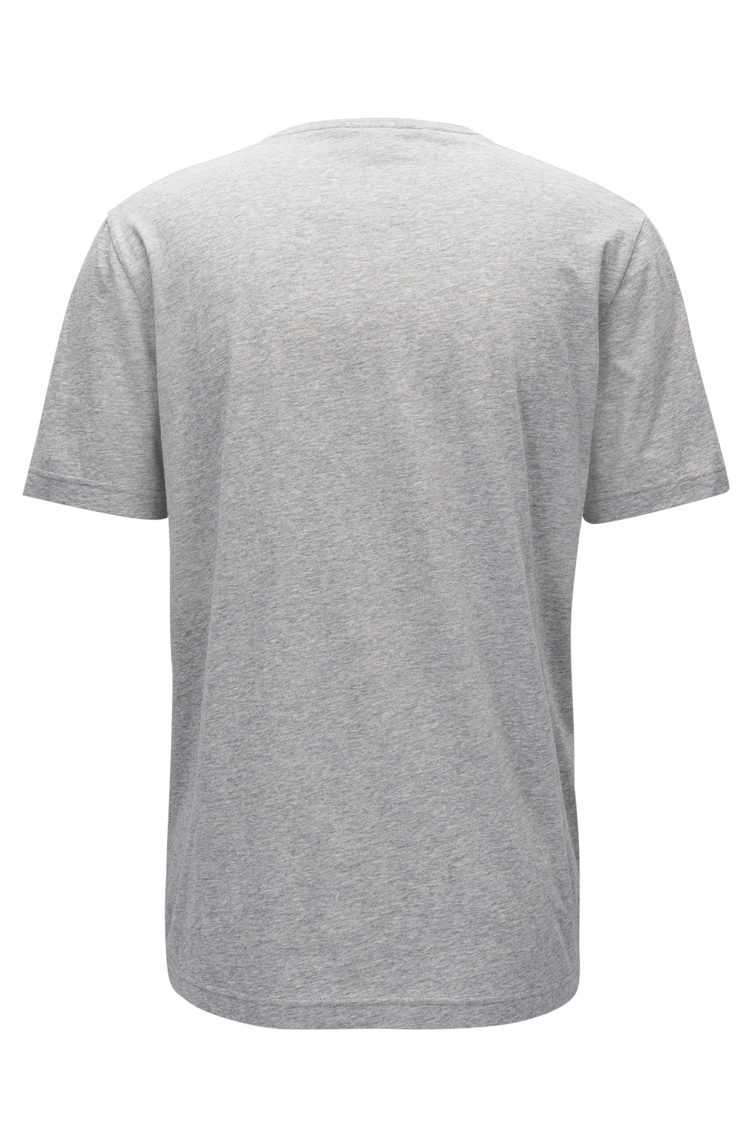 T-shirt Slim Fit en coton doux