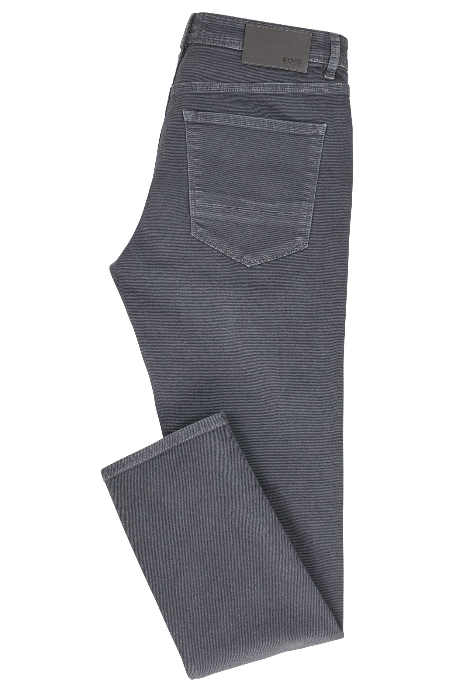Slim-Fit Jeans aus komfortablem Denim