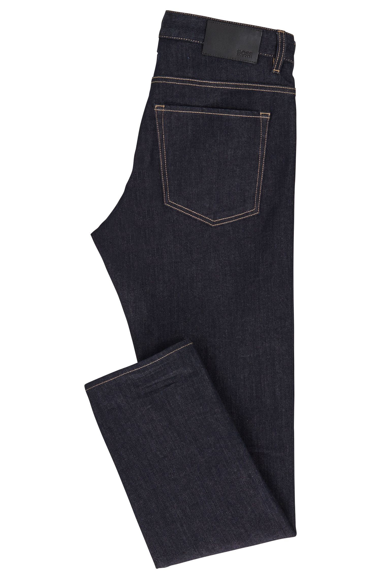 Vaqueros slim fit en denim elástico