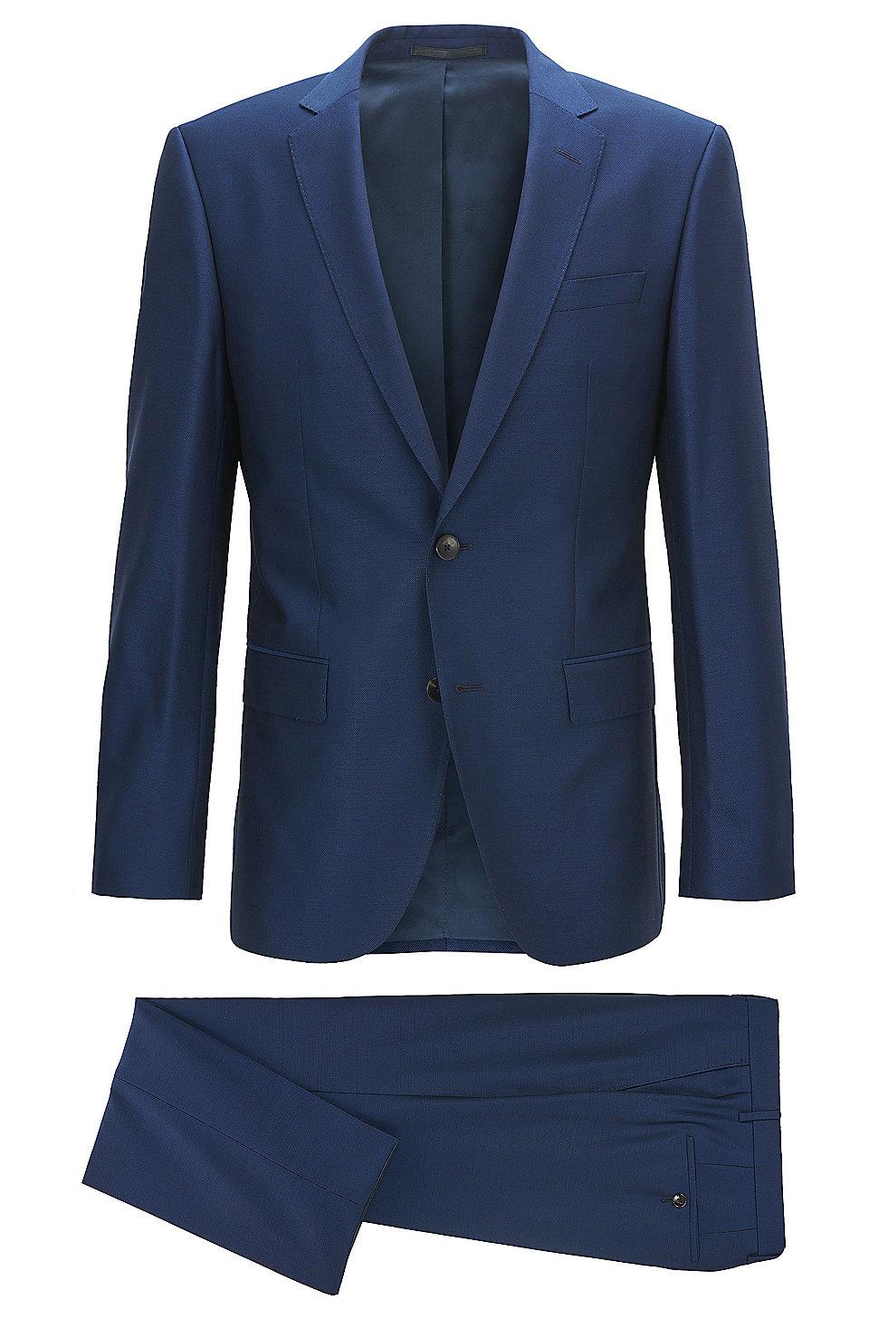 HUGO BOSS suits for men | Distinctive & elegant