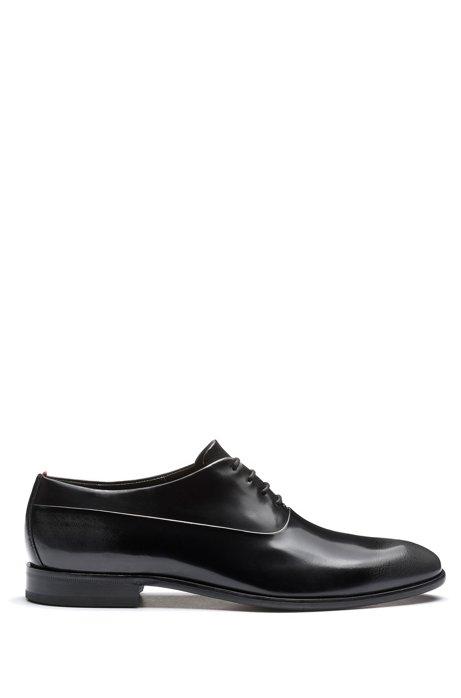 Chaussures Oxford en cuir brossé deux tons195.00HUGO BOSS PsNpg