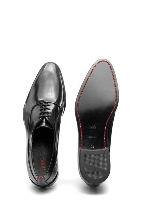 Deux Tons Chaussures Oxford Avec Hugo Boss En Cuir Brossé KVa1cNol