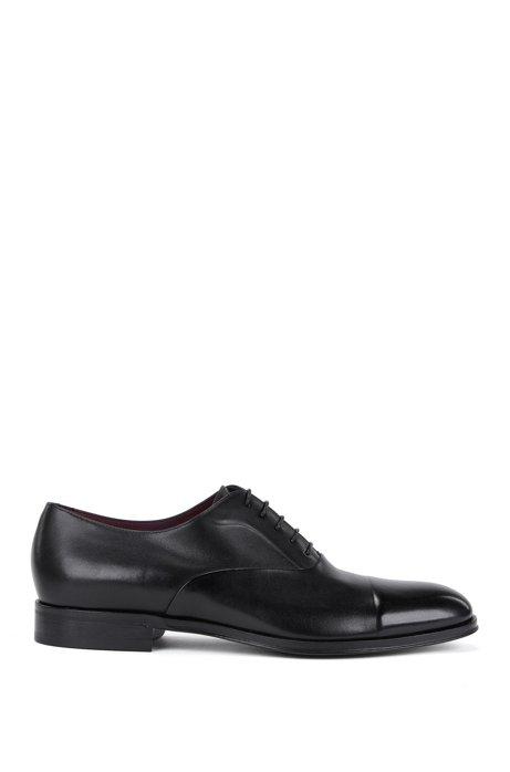 Outlet Footlocker Imágenes Zapatos Oxford En Jefe De Becerro Bruñido Barato Finishline 2018 Venta en línea QjALB6m