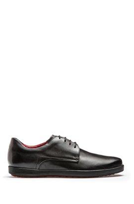 Chaussures derby en cuir souple avec ornements350.00HUGO BOSS qrsOpeTWDb