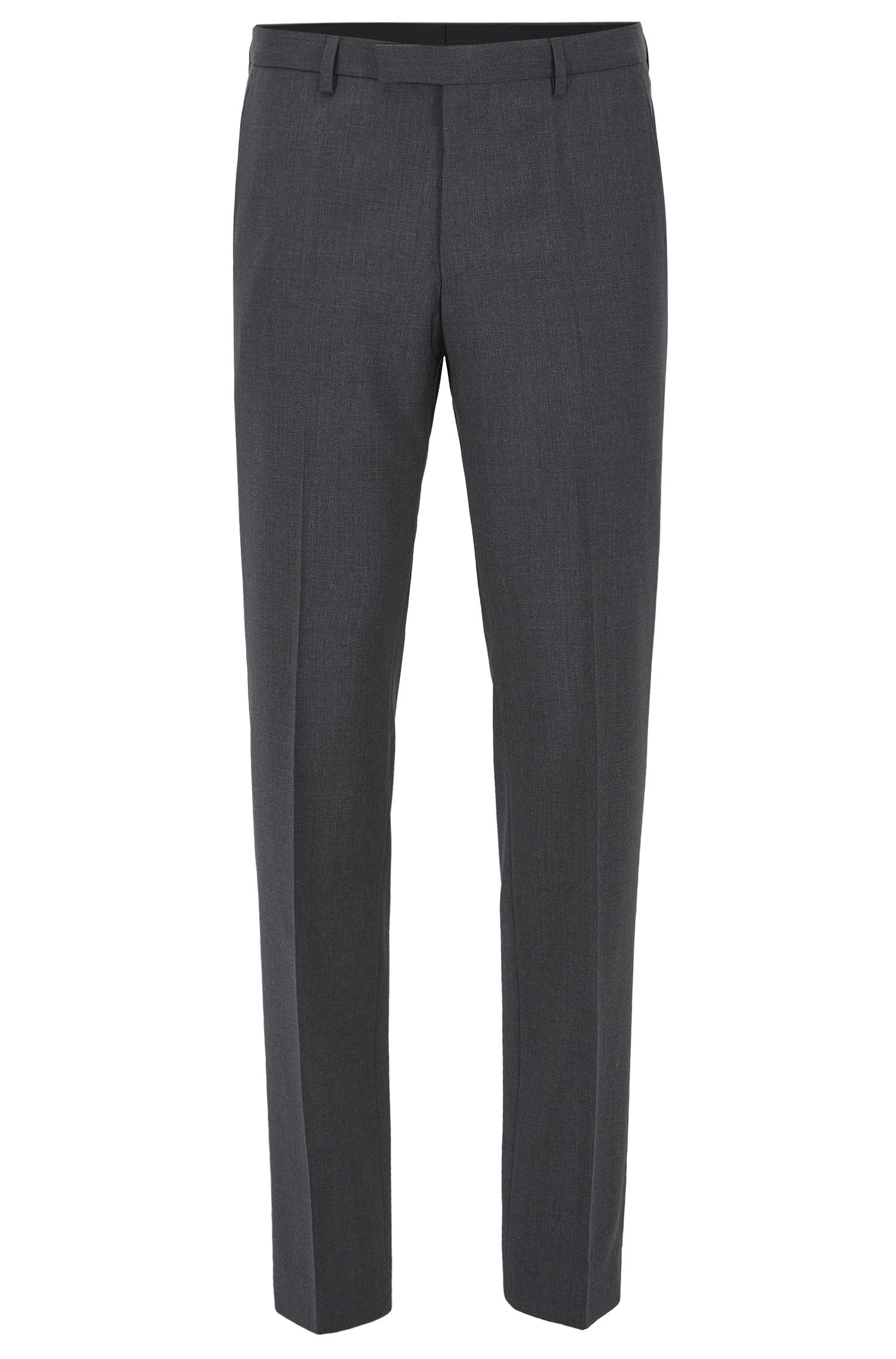 Pantalon business Regular Fit en laine vierge